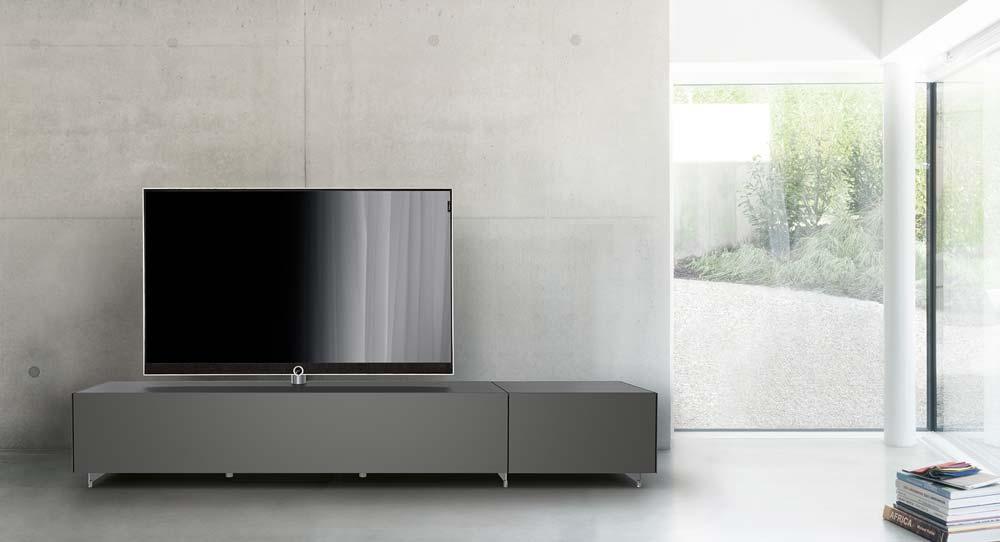 Loewe und Spectral. Die neue Loewe Möbelserie